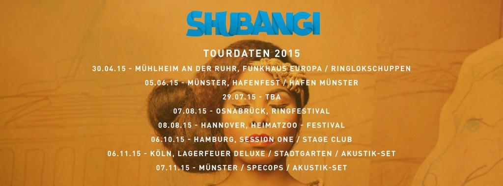 shubangi dates summer 2015 A
